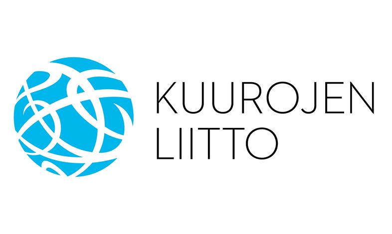 Kuurojen Liiton logo