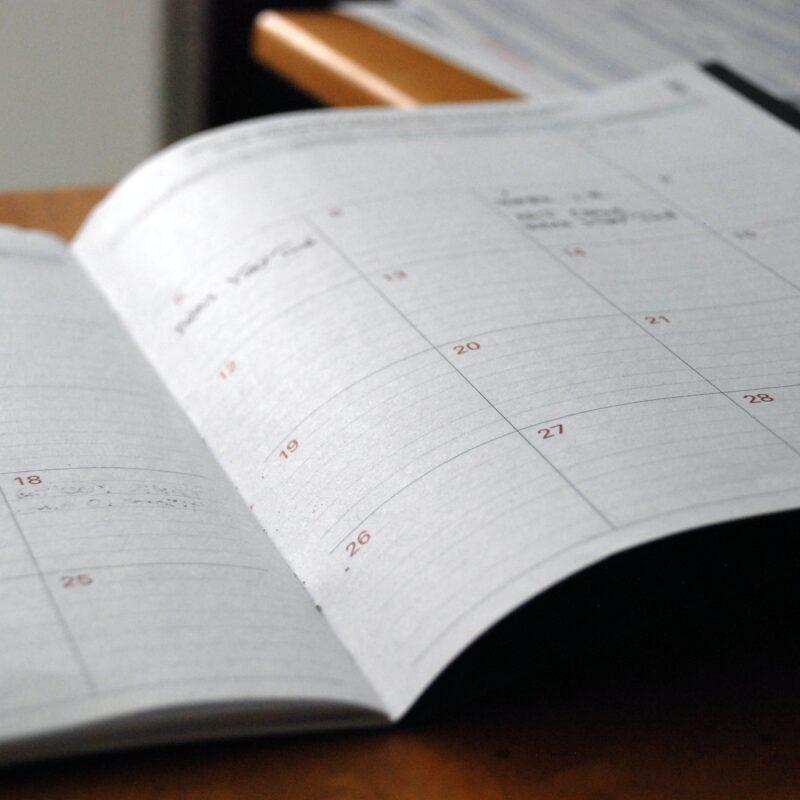 Kalenterin aukeama